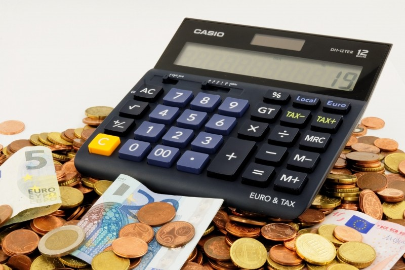 calculator-and-money