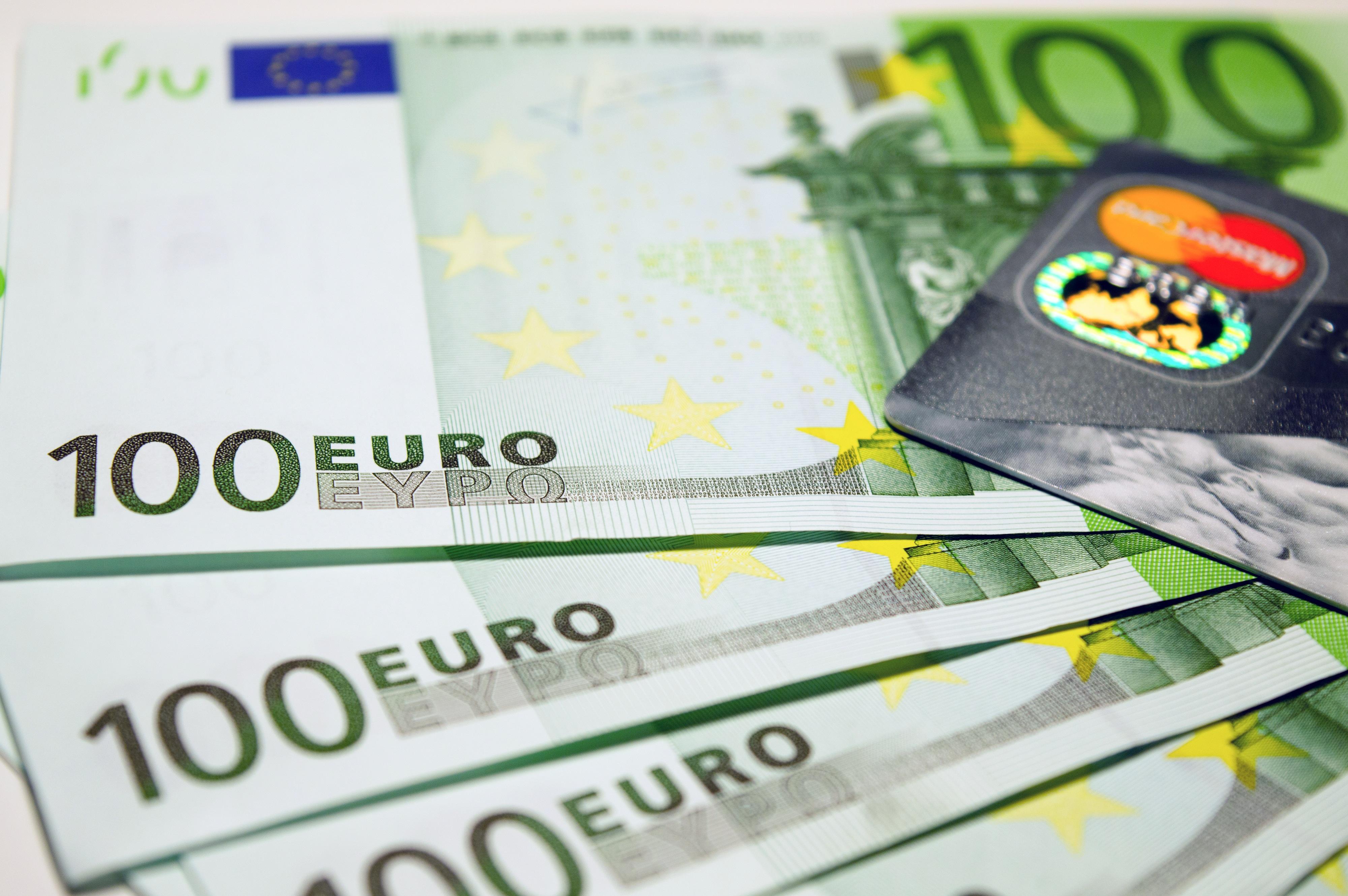 Moeda estrangeira - euro