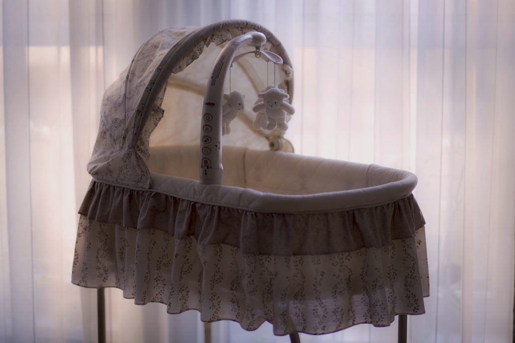 enxoval de bebê nos eua